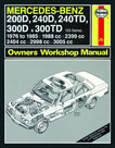 Mercedes-W123-series-diesel-[1976-1985]-Haynes-manual