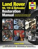Land Rover 90,110 and Defender Restoration Manual (2nd Edition)_