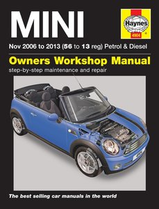 Mini [2006-2013] Haynes manual