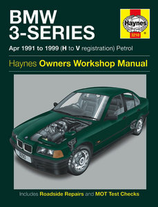 BMW 3 serie [1991-1999] Haynes manual