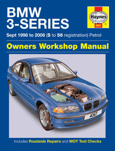 BMW 3 serie [1998-2006] Haynes manual