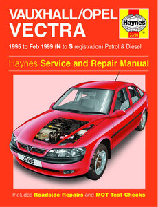 Opel Vectra [1995-1999] Haynes manual