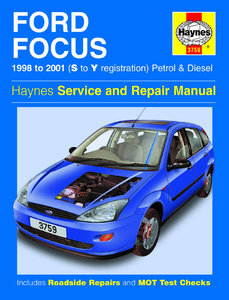 Ford Focus [1998-2001] Haynes manual