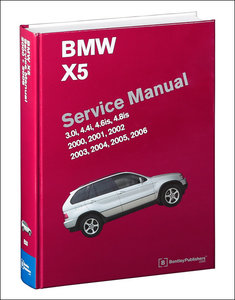 BMW X5 [2000-2006] workshopmanual