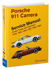 Porsche 911 [1984-1989] workshop manual