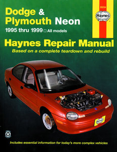 Chrysler Neon [1995-2000] Haynes manual