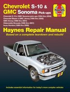Chevrolet-S-10-[1994-2004]-Haynes-manual