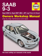Saab-9-3-[2002-2007]-Haynes-manual