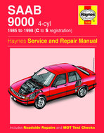Saab-9000-[1985-1998]-Haynes-manual