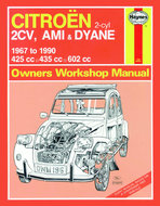 Citroën-2CV-Ami-Dyane-[1967-1990]-Haynes-manual
