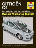 Citroen-C4-[2004-2010]-Haynes-manual