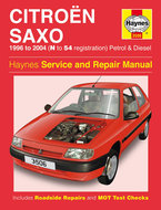 Citroen-Saxo-[1996-2004]-Haynes-manual