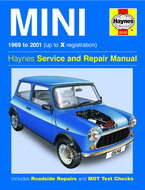 Mini-[1969-2001]-Haynes-manual