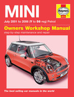Mini-[2001-2006]-Haynes-manual
