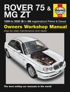 Rover-75-MG-ZT-[1999-2006]-Haynes-manual