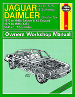 Jaguar-XJ12-XJS-&-Sovereign;-Daimler-Double-Six-[1972-1988]-Haynes-manual