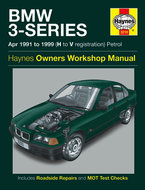 BMW-3-serie-[1991-1999]-Haynes-manual