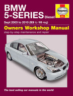 BMW-5-serie-[2003-2010]-Haynes-manual