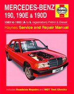 Mercedes-190-[1983-1993]-Haynes-manual