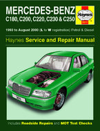 Mercedes-C-[1993-2000]-Haynes-manual