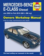 Mercedes-E-[2002-2010]-Haynes-manual