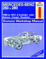 Mercedes-SL-&-250-280-[1968-1972]-Haynes-manual