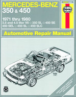 Mercedes-SL-350-450-[1971-1980]-Haynes-manual