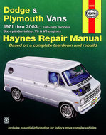 Dodge-Van-[1971-2003]-Haynes-manual