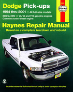 Dodge-pick-up-[1994-2001]-Haynes-manual