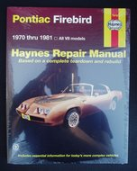 Pontiac-Firebird-[1970-1981]-Haynes-manual