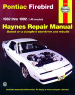 Pontiac-Firebird-[1982-1992]-Haynes-manual