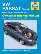 VW-Passat-[2005-2010]-Haynes-manual
