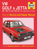 VW-Golf-[1984-1992]-Haynes-manual