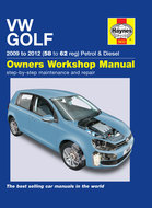 VW-Golf-[2009-2012]-Haynes-manual