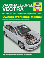Opel-Vectra-[2005-2008]-Haynes-manual