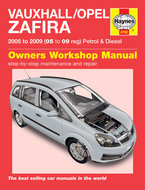 Opel-Zafira-[2005-2009]-Haynes-manual