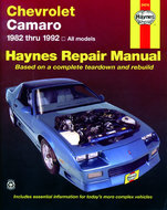 Chevrolet-Camaro-[1982-1992]-Haynes-manual