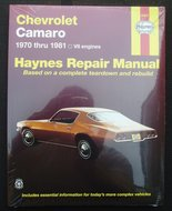 Chevrolet-Camaro-[1970-1981]-Haynes-manual