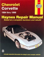 Chevrolet-Corvette-[1984-1996]-Haynes-manual