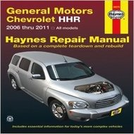 Chevrolet-HHR-[2006-2011]-Haynes-manual