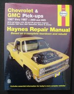 Chevrolet-pick-ups-[1967-1987]-Haynes-manual
