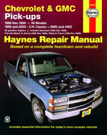 Chevrolet-pick-ups-[1988-2000]-Haynes-manual