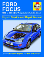 Ford-Focus-[1998-2001]-Haynes-manual