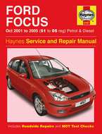 Ford-Focus-[2001-2005]-Haynes-manual
