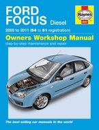 Ford-Focus-[2005-2011]-diesel-Haynes-manual