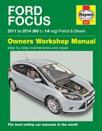 Ford-Focus-[2011-2014]-Haynes-manual