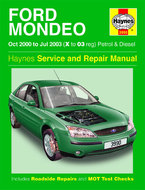 Ford-Mondeo-[2000-2003]-Haynes-manual
