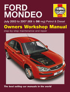 Ford-Mondeo-[2003-2007]-Haynes-manual