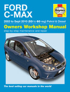 Ford-C-Max-[2003-2010]-Haynes-manual
