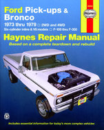 Ford-pick-up-&-Bronco-[1973-1979]-Haynes-manual